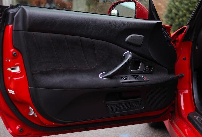 Ap2 Honda S2000 Custom Door Panel Inserts